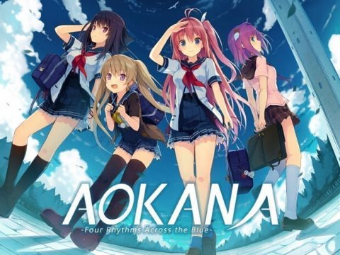 Aokana - Four Rhythms Across the Blue