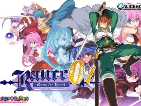Rance 01 -Quest for Hikari-