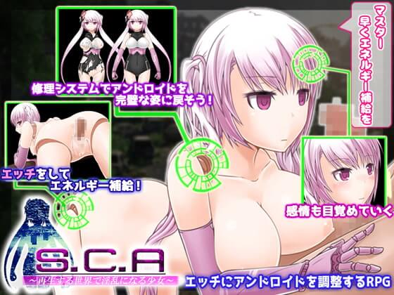 Sexually Customized Android