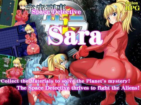 Space Detective Sara
