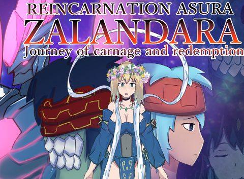 REINCARNATION ASURA ZALANDARA