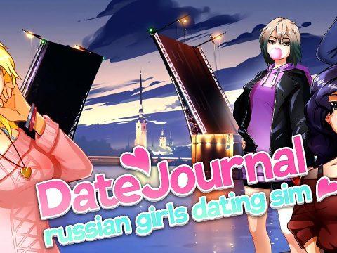 DateJournal: Russian Girls Dating Sim