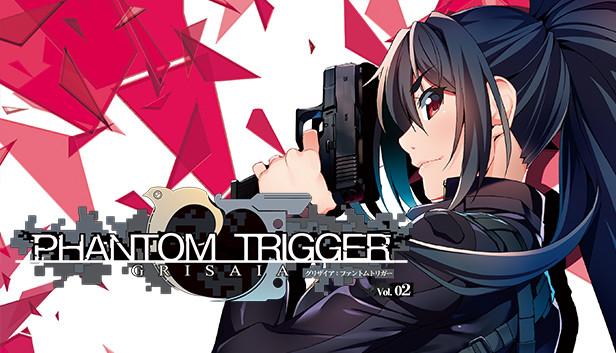 Grisaia: Phantom Trigger Vol. 2