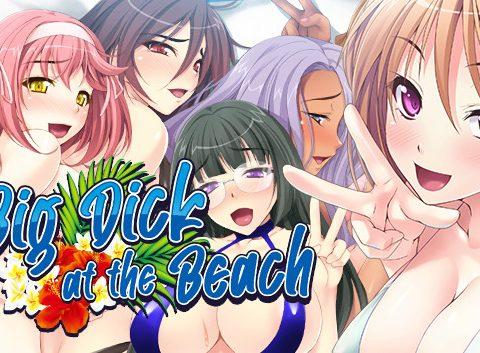 Big Dick at the Beach