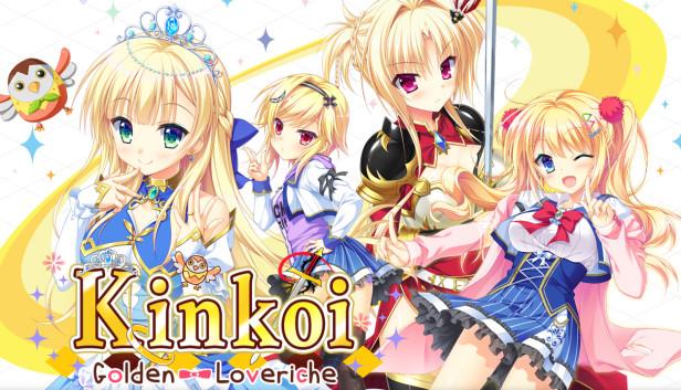 Kinkoi: Golden Loveriche