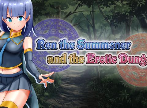 Ren the Summoner and the Erotic Dungeon